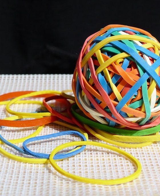 Ce sunt materialele elastice?