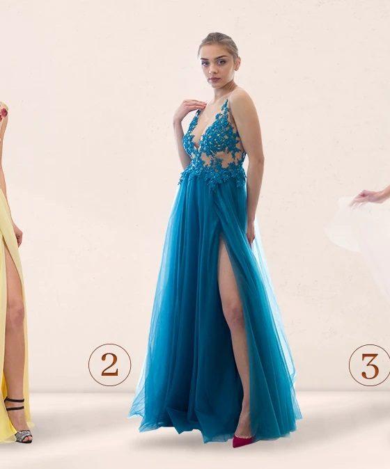 Cum iti poti alege rochia de bal perfecta?